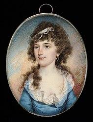 James Peale: Mrs. John McCluney