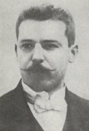 Jan Kříženecký - Jan Kříženecký in his middle age