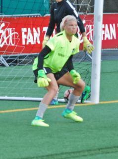 Jane Campbell (soccer) American soccer goalkeeper