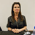 Jane Badler at the Sci-Fi-fare in Malmö 2014 1.jpg