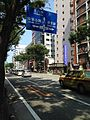 Japan National Route 202 near Gion Station 2.jpg