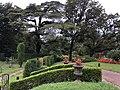 Jardin français Fontaine au Parc de la Villa Champ Fleuri à Cannes.jpg