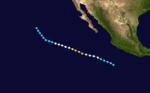 1980 Pacific hurricane season