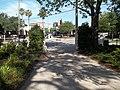 Jax FL Memorial Park entr nw01.jpg
