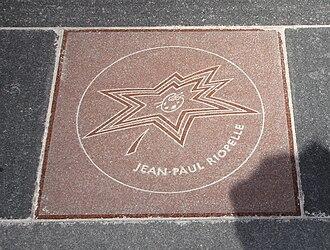 Jean-Paul Riopelle - Image: Jean Paul Riopelle star on Walk of Fame