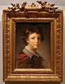 Jean-honoré fragonard, ragazzo in cappotto a righe rosse, 1780-90 ca.jpg