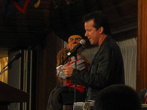 English: Jeff Dunham and Walter .