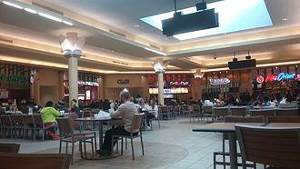 Jefferson Mall - Jefferson Mall food court December, 2016