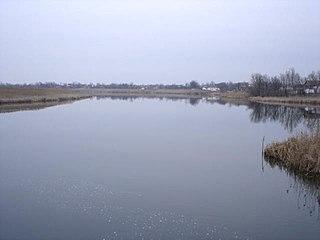 Jegrička River in Serbia