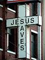 Jesus Saves - Chicago, IL - Flickr - frozenchipmunk.jpg