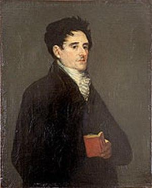 Joaquín María de Ferrer y Cafranga - Joaquín María de Ferrer, by Goya