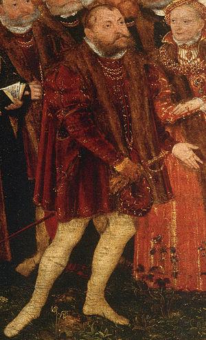 John, Margrave of Brandenburg-Küstrin - John of Brandenburg-Küstrin