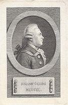 Johann Georg Meusel -  Bild