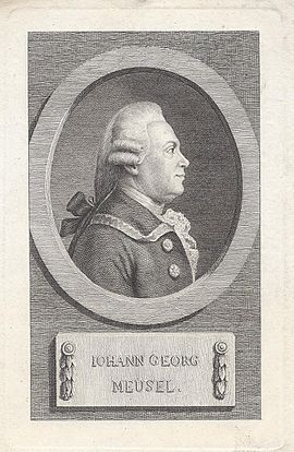 Johann Georg Meusel