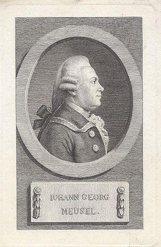 Ebern - Johann Georg Meusel 1790