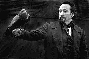 John Cusack - Cusack as Edgar Allan Poe in The Raven