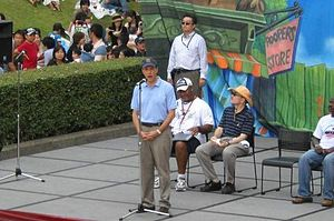 John Roos - John · V · Roos U.S. Ambassador to greet speech at the Friendship Day at residence of Embassy in Tokyo(2010)