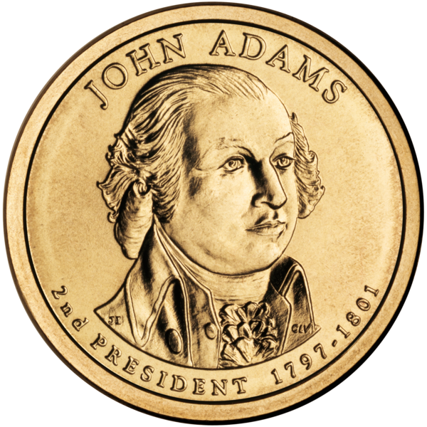 File:John Adams Presidential $1 Coin obverse.png