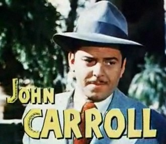 John Carroll (actor) - from the trailer for Fiesta (1947)