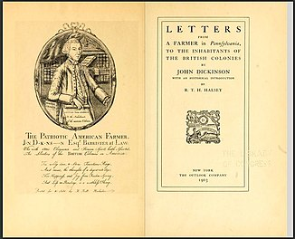 letters from a farmer in pennsylvania letters from a farmer in pennsylvania 23322