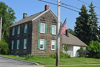 Seven Hills, Ohio - John Froelich House on Broadview Road