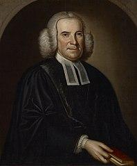Portrait of the Reverend Dr. Samuel Finley
