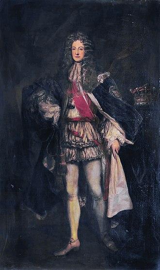John Poulett, 1st Earl Poulett - John, 1st Earl Poulett, (circle of Godfrey Kneller)