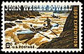 John Wesley Powell 6c 1969 issue.JPG