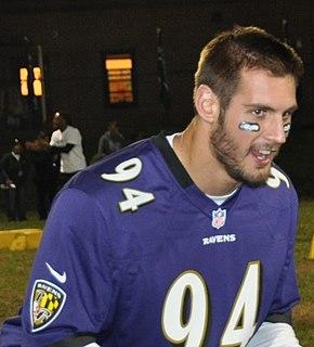 John Simon (linebacker) American football defensive end