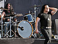 Johnny Kelly and Glenn Danzig at Wacken Open Air 2013.jpg