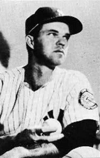 Johnny Sain - Sain in 1953