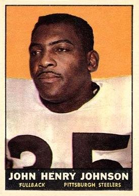 Johnson 1961 Topps