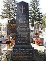 Josef und Elisabeth Nusser, Moson-Friedhof, 2017 Mosonmagyaróvár.jpg