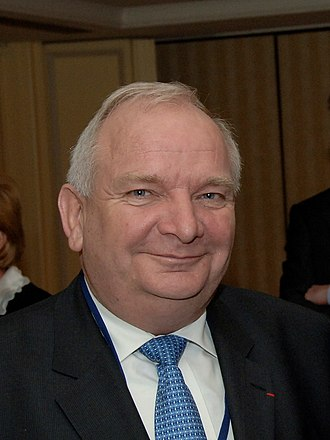 European People's Party - President of the EPP Joseph Daul