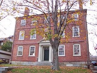 Joshua Ward House United States historic place