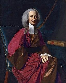 Judge Martin Howard, by John Singleton Copley