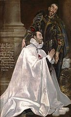 Julian Romero de las Azanas and his patron St. Julian