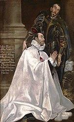 El Greco: Julián Romero y su santo patrono