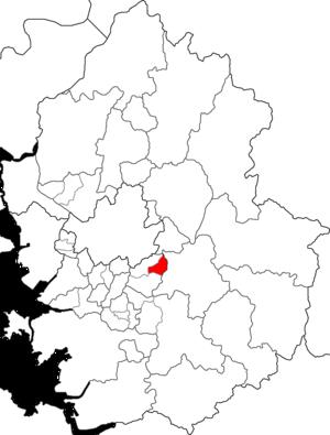 Jungwon-gu - Image: Jungwon gu Seongnam