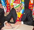 Kölner Dreigestirn - Vertragsunterzeichnung Sessionsvertrag und Rathausempfang 2014-1626.jpg