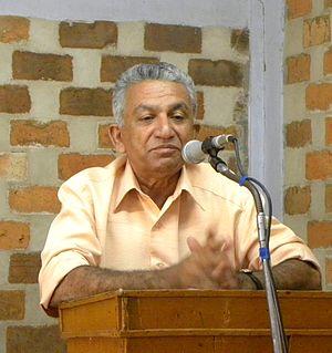 K. P. Kurup - Paravur Municipal Chairman, Oct 2016.jpg