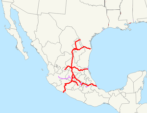 Kansas City Southern de México - Image: KCS of Mexico