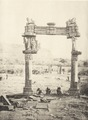 KITLV 88131 - Unknown - Entrance of a temple at Pathari in British India - 1897.tif