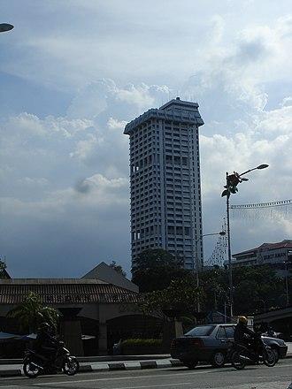 Royal Malaysia Police - The Royal Malaysia Police headquarters at Bukit Aman in Kuala Lumpur.