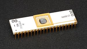 Intel MCS-48 - USSR KM1816BE48, an Intel 8748 clone