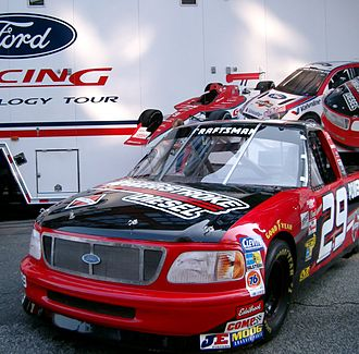 Keselowski Motorsports - The number 29 truck in 2003.