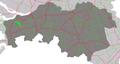 Kaart Provinciale weg 268.png