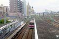 Kagetsuen-mae Station platforms from above - june 14 2015.jpg