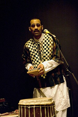 Kahil El'Zabar at Chicago's Ethnic Heritage En...