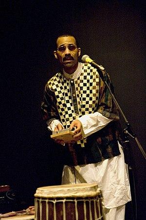 Kahil El'Zabar - Image: Kahil El'Zabar